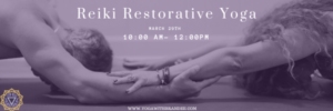 Reiki Restorative Yoga